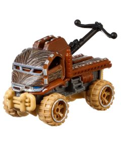 Veiculo-Hot-Wheels---Escala-1-64---Disney---Star-Wars---Chewbacca---Mattel