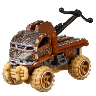 Veiculo-Hot-Wheels---Escala-1-64---Disney---Star-Wars---Chewbacca---Mattel