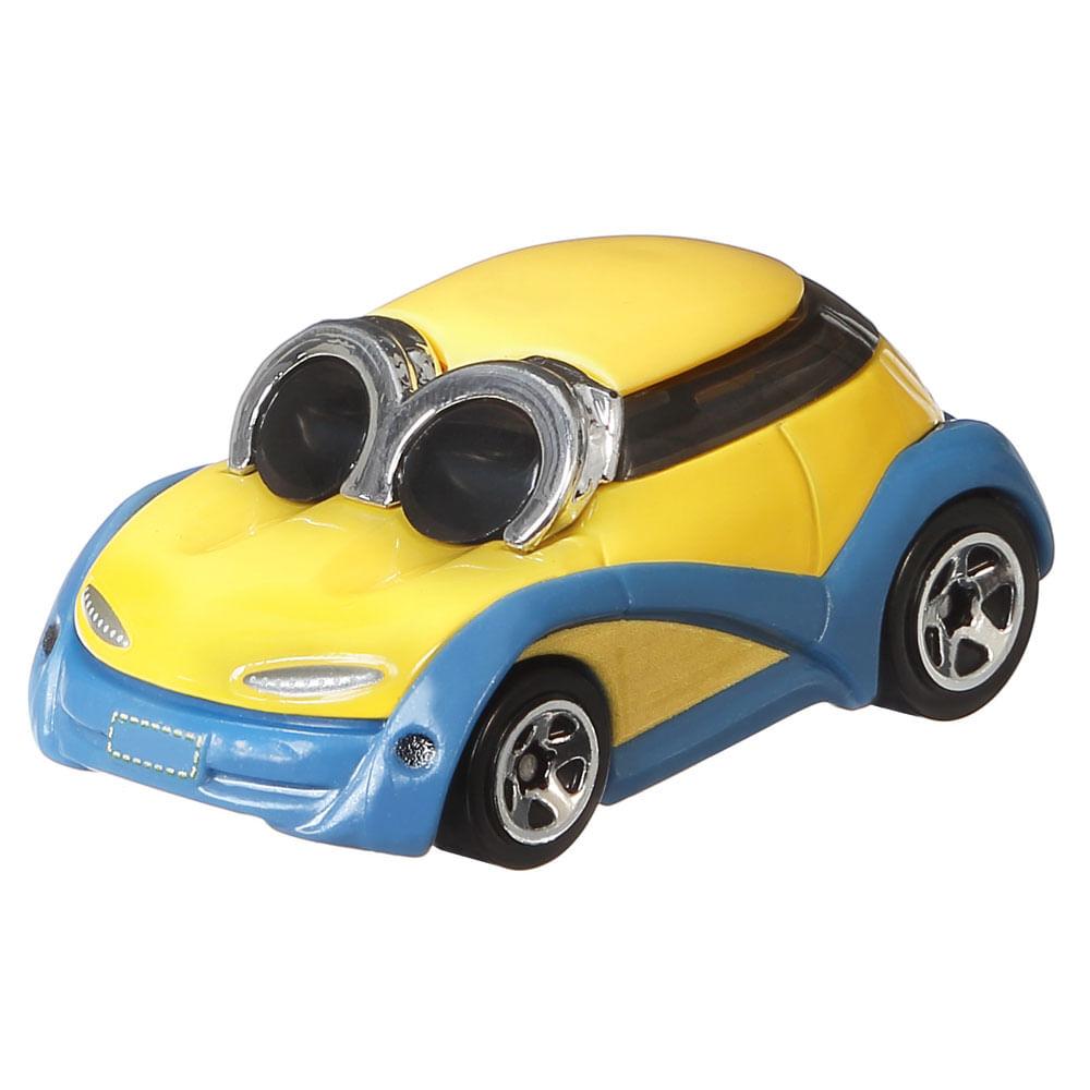 Veículo Hot Wheels - Escala 1:64 - Meu Malvado Favorito 3 - Minion Bob - Mattel