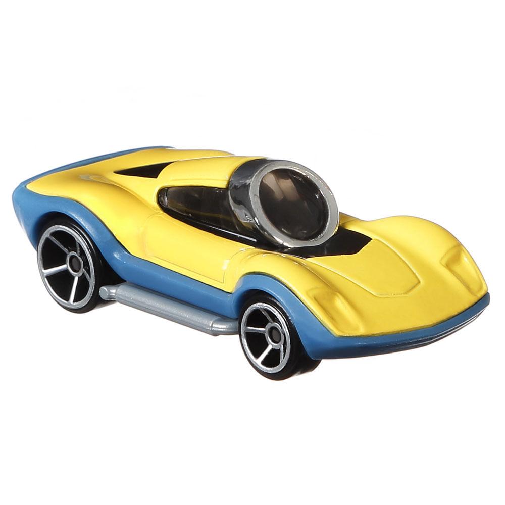 Veículo Hot Wheels - Escala 1:64 - Meu Malvado Favorito 3 - Minion Carl - Mattel