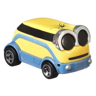Veiculo-Hot-Wheels---Escala-1-64---Meu-Malvado-Favorito-3---Minion-Kevin---Mattel