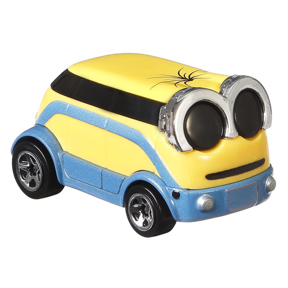 Veículo Hot Wheels - Escala 1:64 - Meu Malvado Favorito 3 - Minion Kevin - Mattel