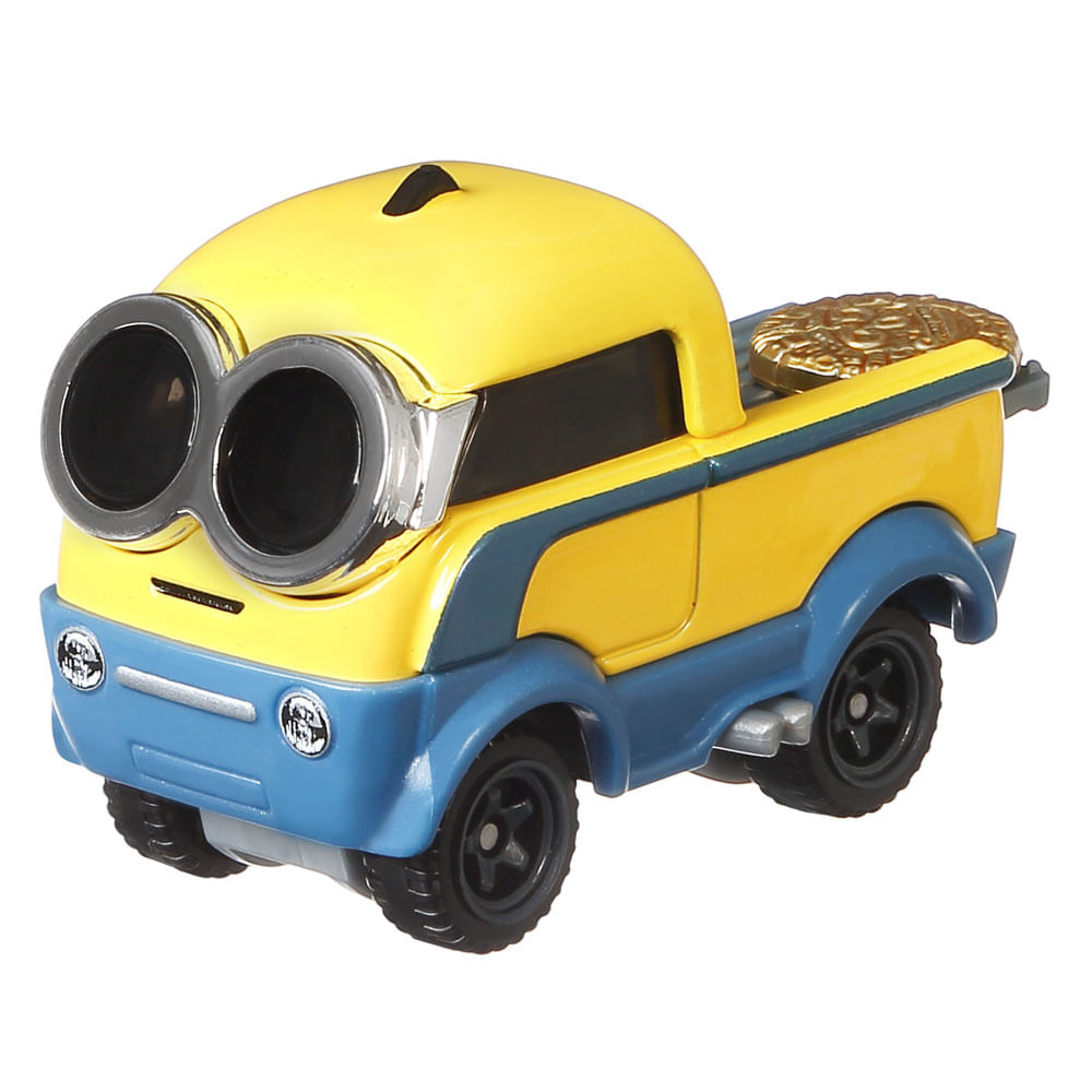 Veículo Hot Wheels - Escala 1:64 - Meu Malvado Favorito 3 - Minion Otto - Mattel