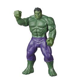 Figura-Articulada---25-Cm---Disney---Marvel---Olympus-DLX---Hulk---Hasbro_Frente