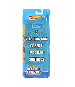 Conjunto-de-Veiculo-Hot-Wheels---Pacote-com-5-Sortidos---Serie-Hot-Wheels-Track---Mattel