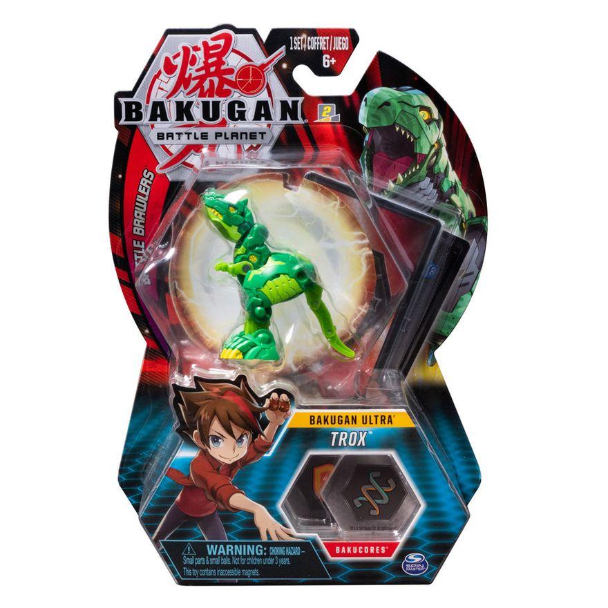 Figura-de-Batalha---Bakugan---Ultra-Diamond-Hydorous---Trox---Sunny