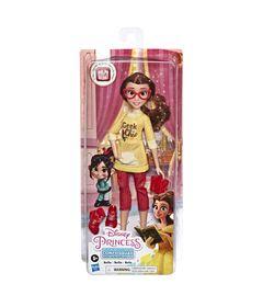 Boneca-Articulada---Disney-Princesas---Comfy---Bela---Hasbro-0