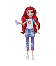Boneca-Articulada---Disney-Princesas---Comfy---Ariel---Hasbro-0