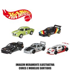 Kit-de-Carrinhos-Hot-Wheels---164---Veiculos-Basicos---5-Carrinhos-Sortidos---Mattel
