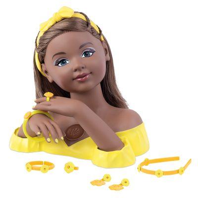 Boneca-Charmosa-Negra-25-cm---Cotiplas-0