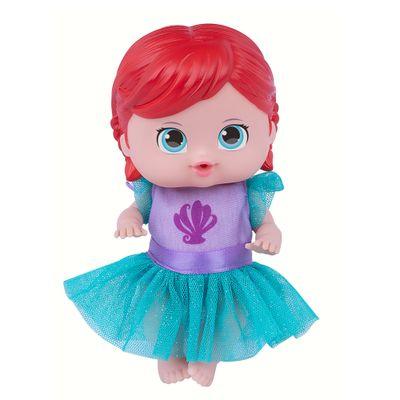 Mini-Boneca---18Cm---Disney---Ariel-na-Banheira---Cotiplas-0