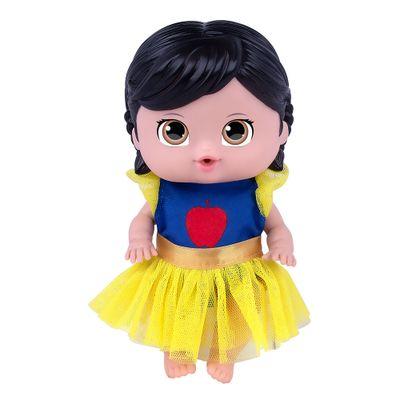 Mini-Boneca---18Cm---Disney---Branca-de-Neve-no-Cadeirao---Cotiplas-0