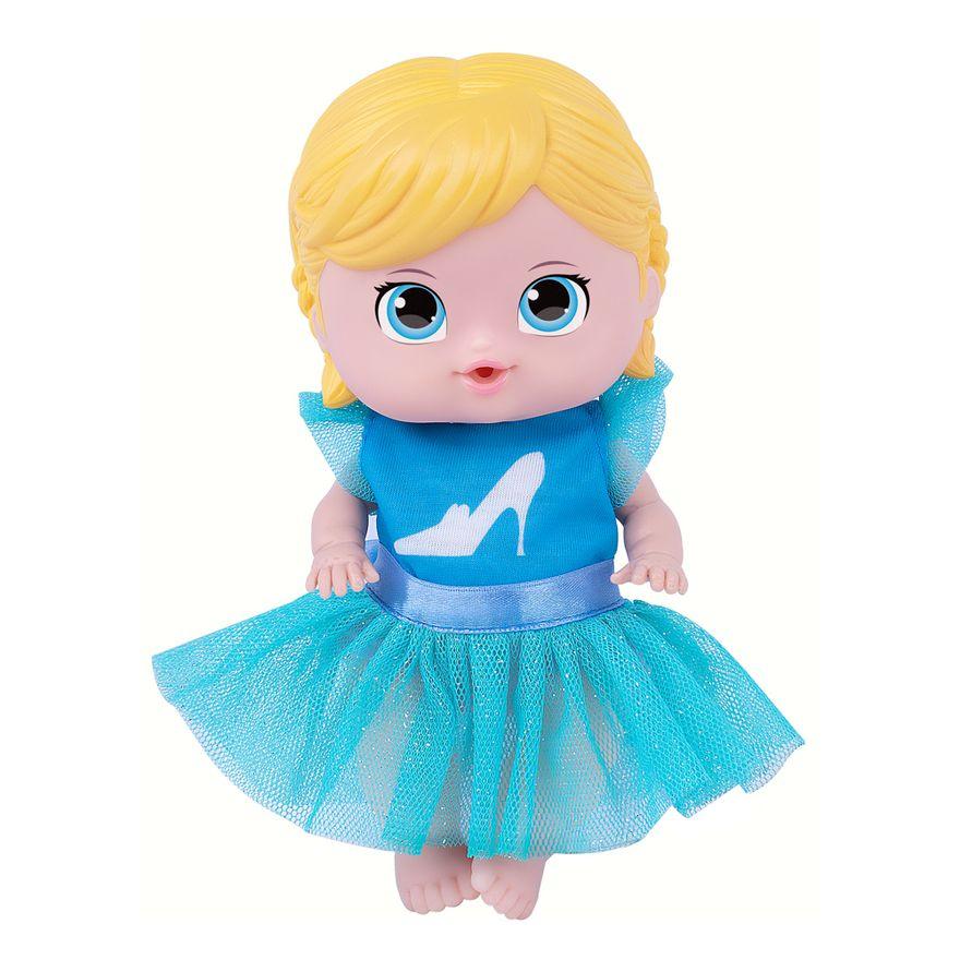 Mini-Boneca---18Cm---Disney---Cinderela-no-Cavalinho---Cotiplas-0