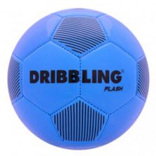 Bola-de-Futebol---N-5---Dribbling-Flash---Azul---Sportcom