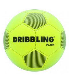 Bola-de-Futebol---N-5---Dribbling-Flash---Neon---Sportcom