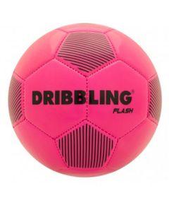 Bola-de-Futebol---N-5---Dribbling-Flash---Rosa---Sportcom