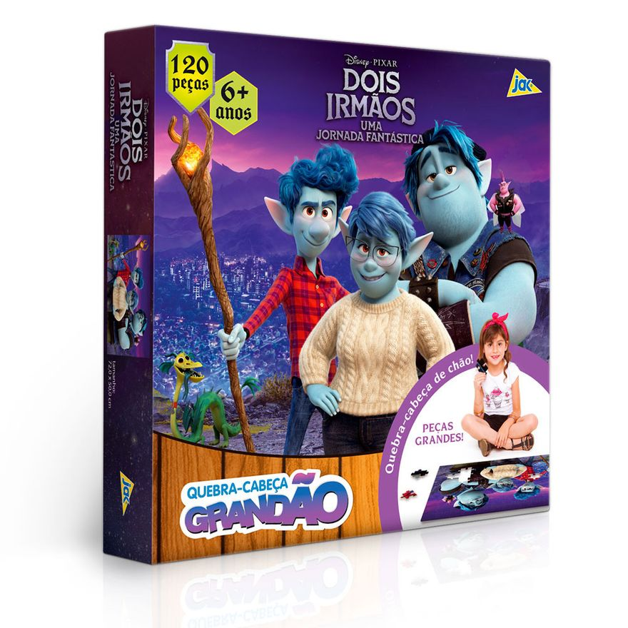 Quebra-Cabeca---120-Pecas---Disney---Pixar---Dois-Irmaos---Toyster
