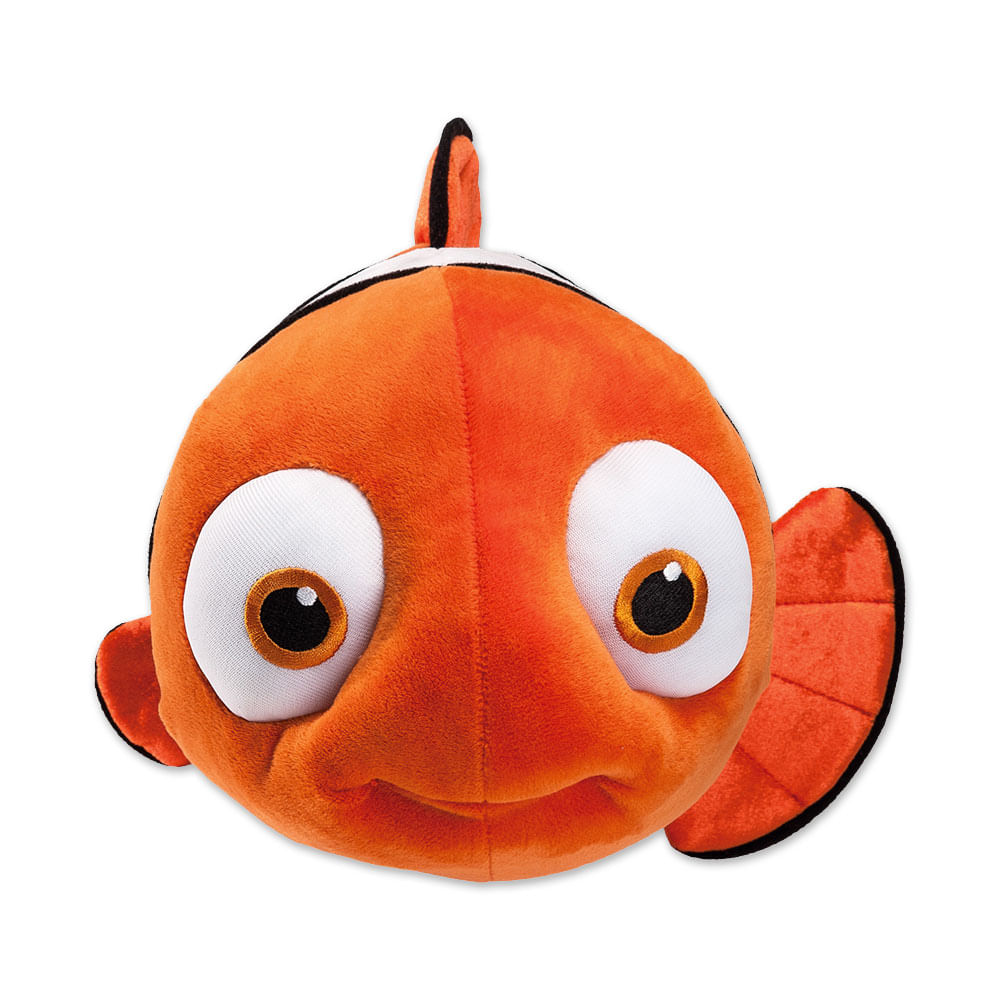 Pelúcia Disney - 35 Cm - Procurando Nemo - Nemo - Fun