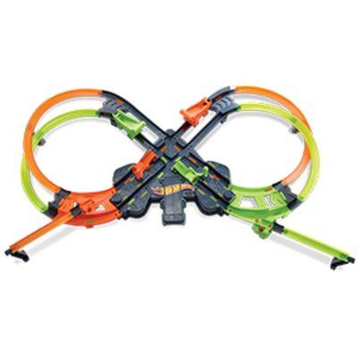 Pista-de-Percurso-e-Mini-Veiculos---Hot-Wheels---Mega-Batidas---Mattel-0