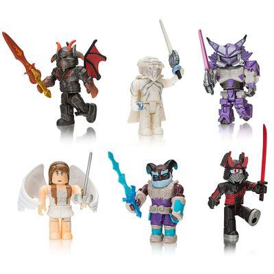 Conjunto-de-Mini-Figuras---Roblox---Summoner-Tycoon---6-Figuras---Sunny