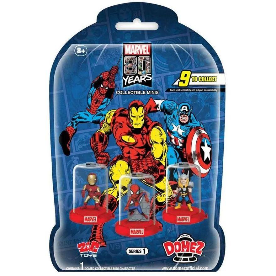 Mini-Figura-Surpresa---5-Cm---Domez---Disney---Marvel---80-Anos---Sunny