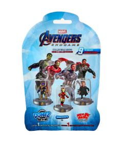 Mini-Figura-Surpresa---5-Cm---Domez---Disney---Marvel---Avengers---Sunny