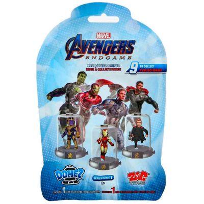 Mini-Figura-Surpresa---5-Cm---Domez---Disney---Marvel---Avengers---Sunny