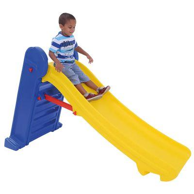Playground---Escorregador-Master---Amarelo---Xalingo