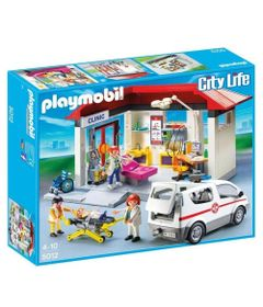 Playmobil---Centro-Medico-com-Ambulancia---5012---Sunny