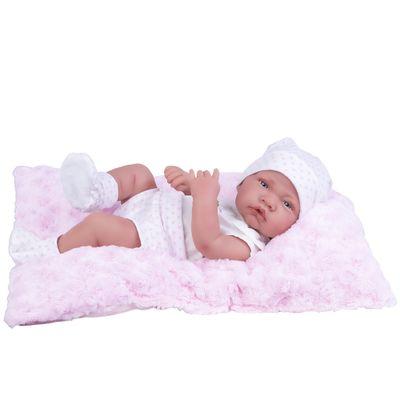 Boneca-Bebe---Anny-Doll---Baby-Menina-com-Shorts-e-Blusa---Cotiplas-0