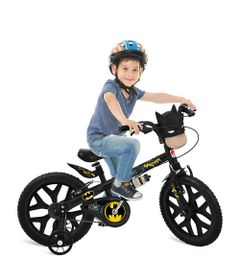 Bicicleta-Aro-16---DC-Comics---Liga-da-Justica---Batman---Bandeirante-0