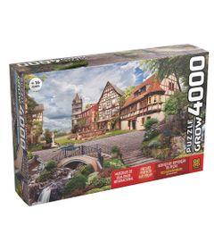 Quebra-Cabeca---4000-Pecas---Vila-Europeia---Grow-0