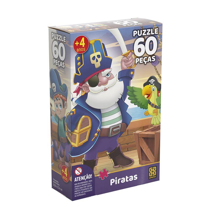 Quebra-Cabeca---60-Pecas---Piratas---Grow-0