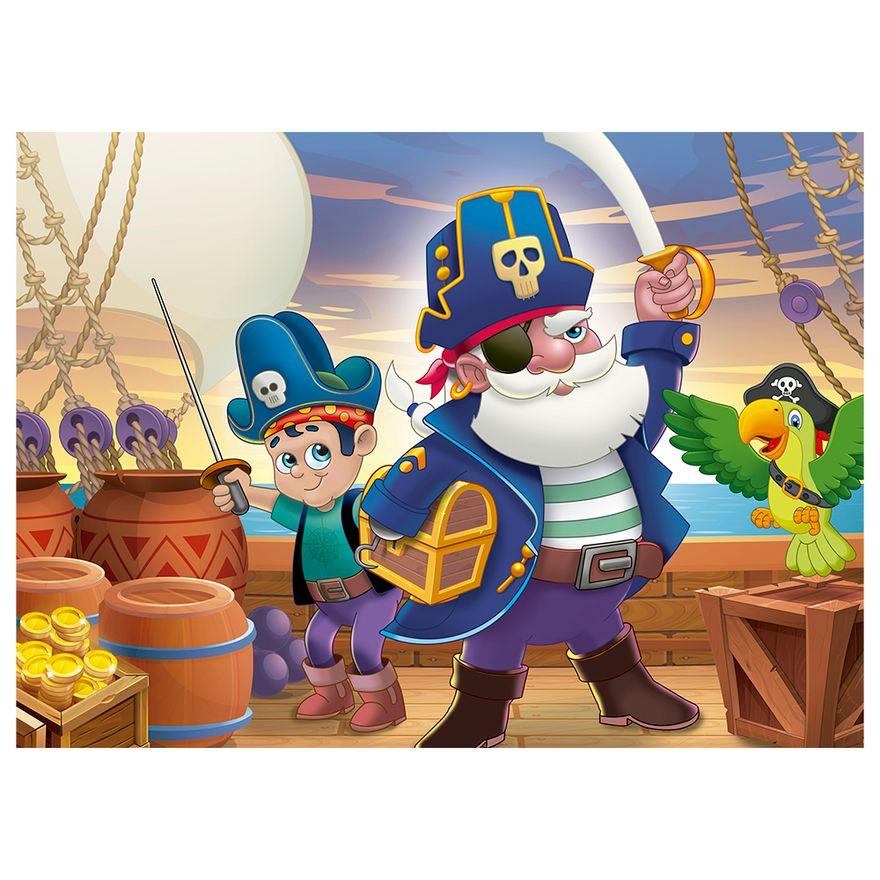 Quebra-Cabeca---60-Pecas---Piratas---Grow-2