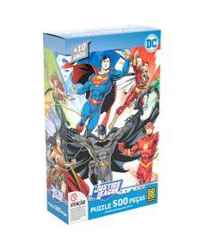 Quebra-Cabeca---500-Pecas---DC-Comics---Liga-da-Justica---Grow-0