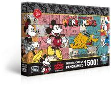 Quebra-Cabeca---1500-Pecas---Disney---Turma-do-Mickey-Mouse---Game-Office---Toyster-0