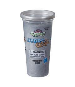 Slime-Play-Doh---Pote-224gr---Hydroglitz---Prata---Hasbro-0