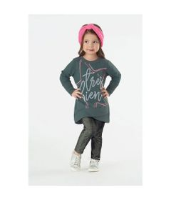 Conjunto-Infantil---Blusao-e-Calca---Algodao-e-Poliester---Malha---Verde---Malharia-Cristina---1