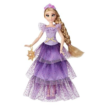 Boneca-Articulada---Princesas-Disney---Style-Series---Rapunzel---Hasbro_Frente