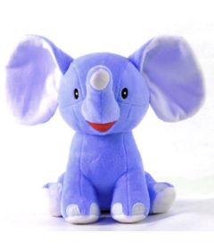 Pelucia-20-Cm---Azul---Elefante-Feliz---Love_Frente