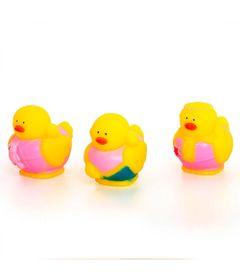 Brinquedo-de-Banho---Patinhas-de-Borracha---Dican