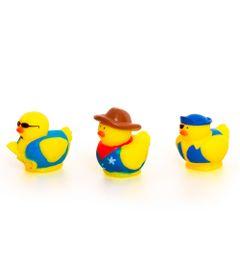 Brinquedo-de-Banho---Patinhos-Coloridos---Dican