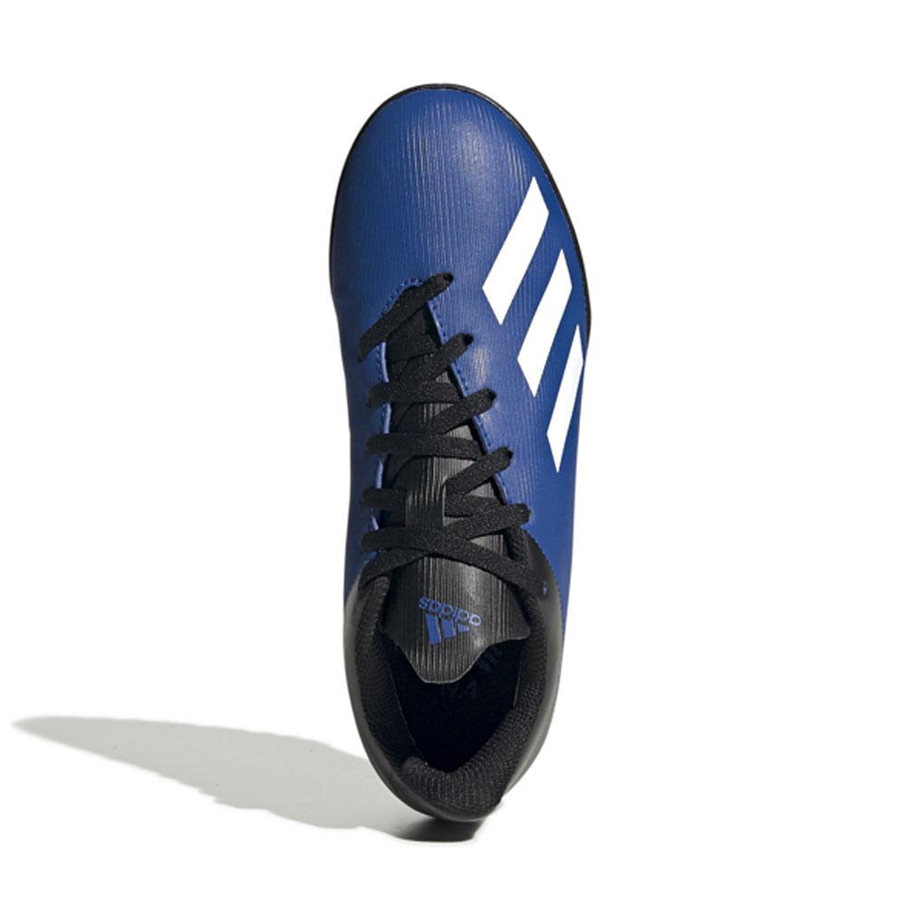 Chuteira Society - JR Team Royal - Azul - Adidas