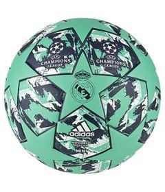 Mini-Bola-de-Futebol---UEFA-Champions-League---Real-Madrid---Verde---Adidas