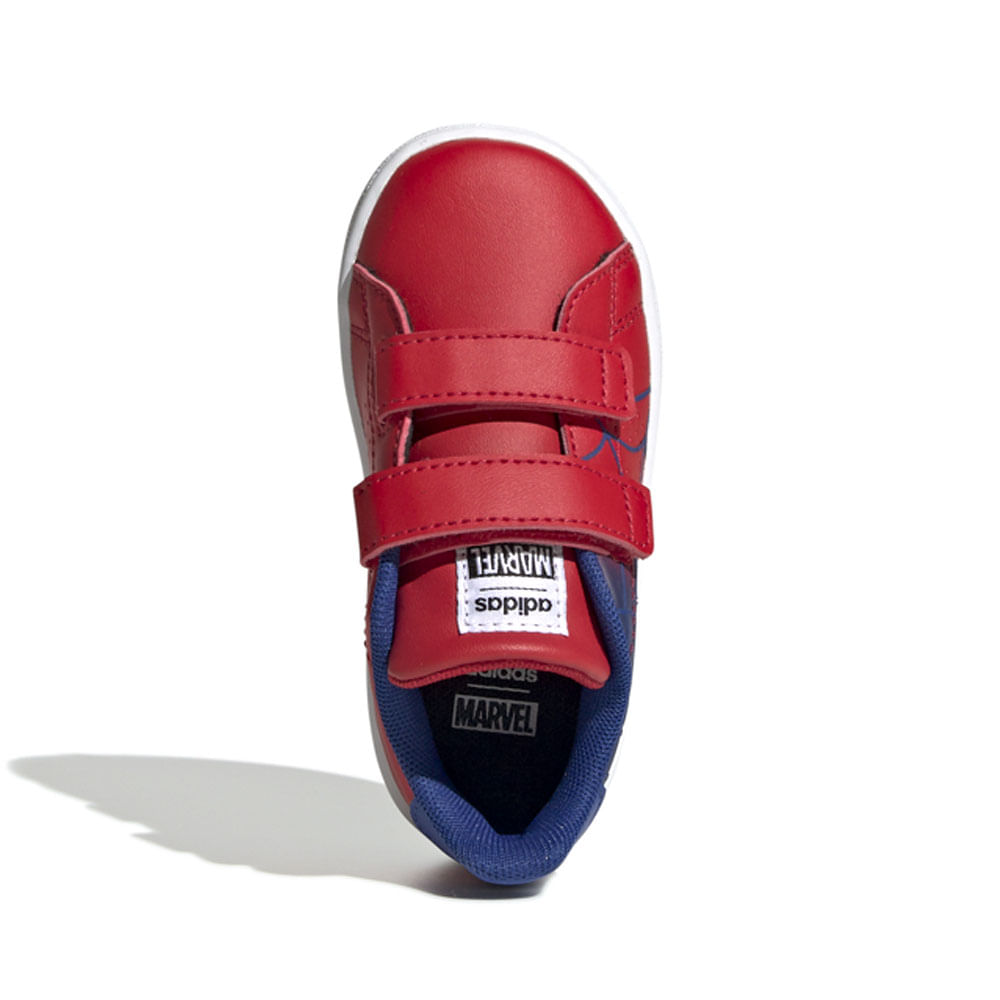 Tênis Infantil - Adventure Team Royal - Azul e Vermelho - Adidas - 25