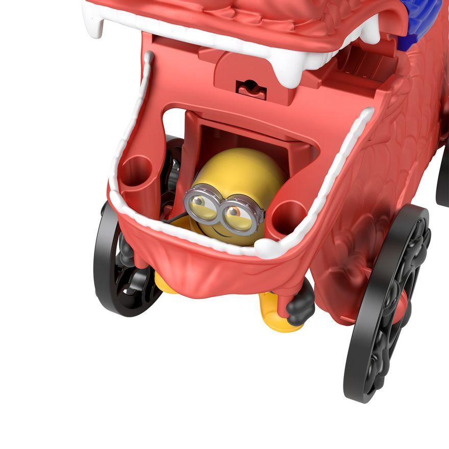 Mini-Figura-e-Veiculo---Minions-e-Dragao---Imaginext---Amarelo---Mattel-4