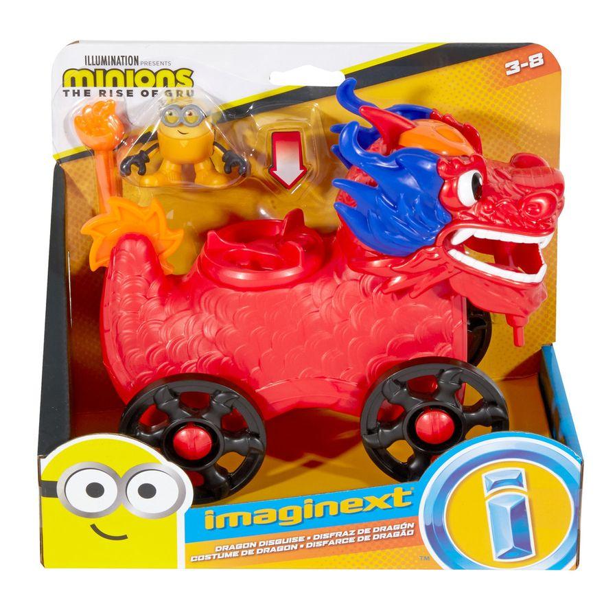 Mini-Figura-e-Veiculo---Minions-e-Dragao---Imaginext---Amarelo---Mattel-6
