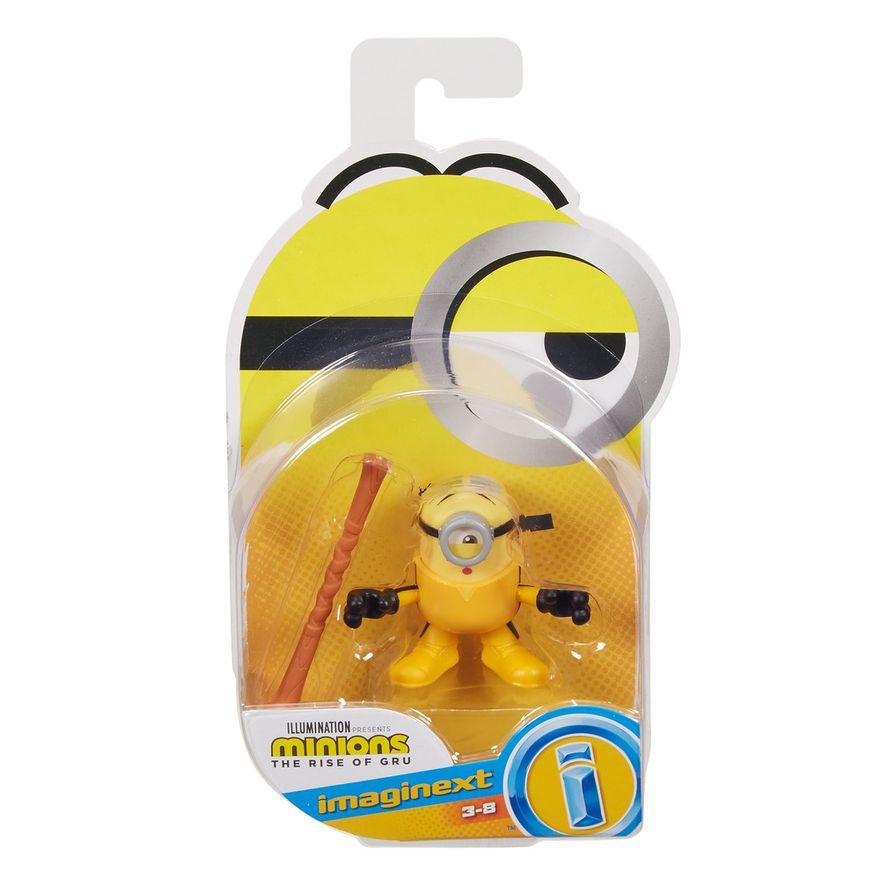 Mini-Figura---Imaginext-Minions-Kung-Fu-Stuart---Amarelo---Fisher-Price---Mattel--3