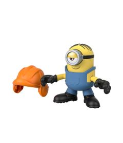 Mini-Figura---Imaginext-Minions-Stuart---Amarelo---Fisher-Price---Mattel--0