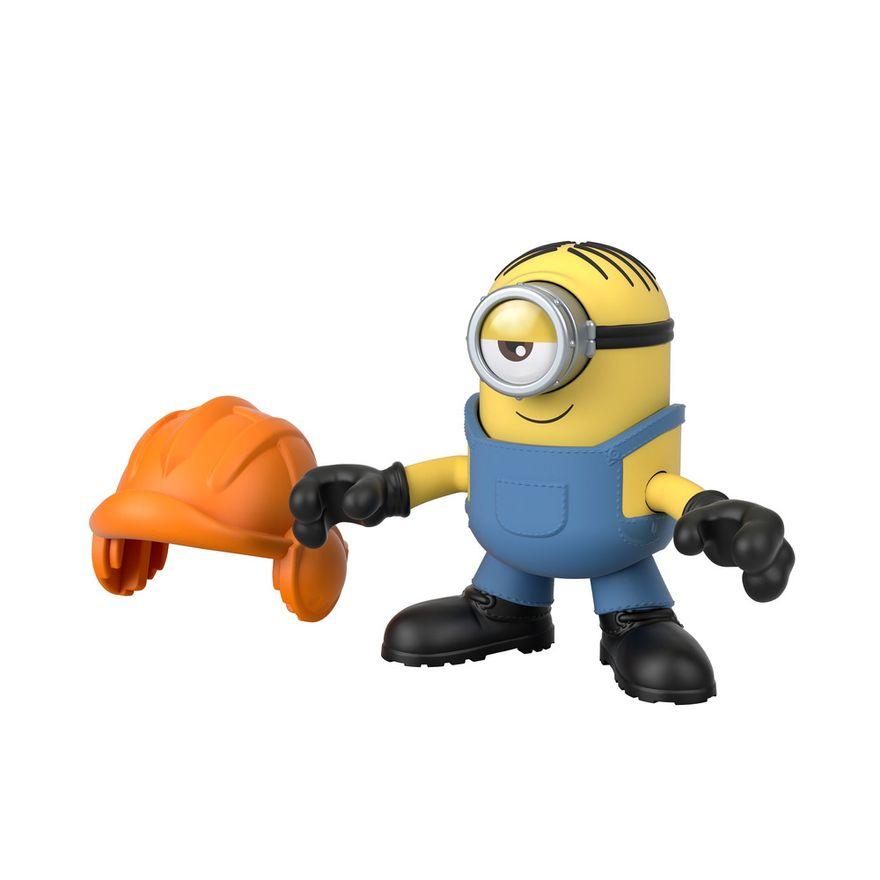 Mini-Figura---Imaginext-Minions-Stuart---Amarelo---Fisher-Price---Mattel--0